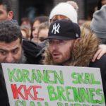 SIAN varsler markering og koranbrenning på Strømsø Torg 10 april