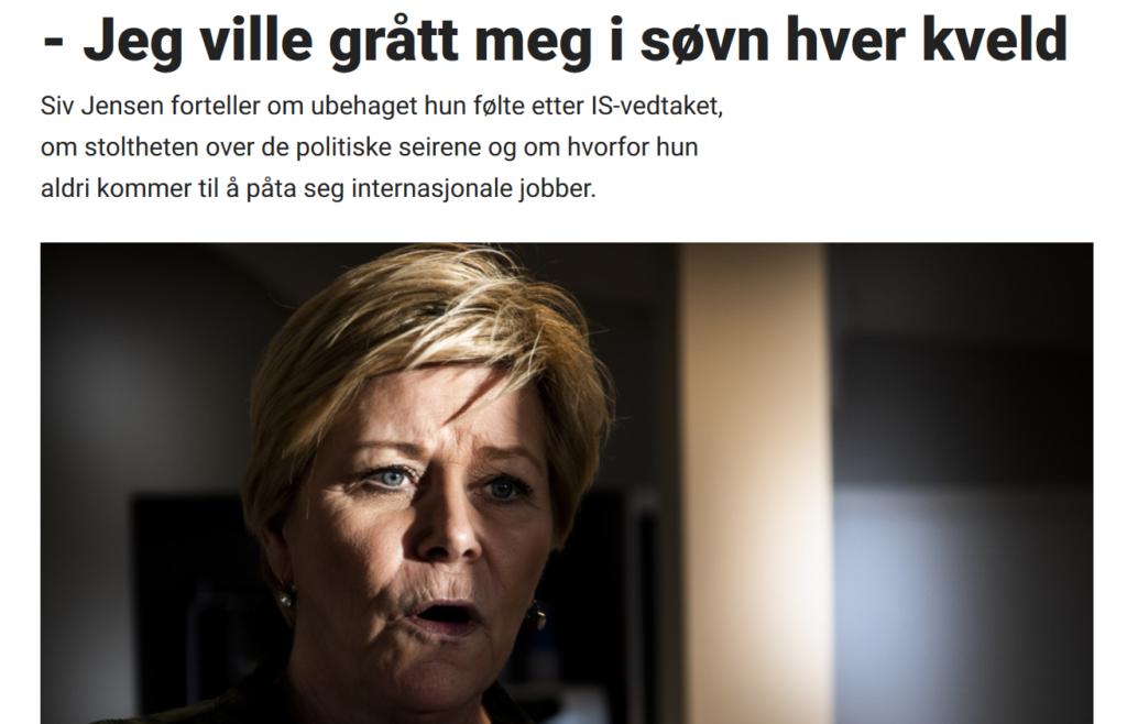 Faksimile: Dagbladet. https://www.dagbladet.no/nyheter/jeg-ville-gratt-meg-i-sovn-hver-kveld/72058012