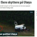 NRK 22. juli 2011: – Det var flere skyttere på Utøya